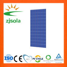 ZJSOLA 310W/300W/290W poly solar panel free shipping with battery high efficiency