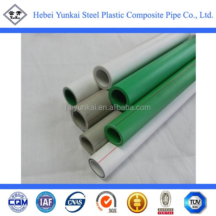 Factory price 100% new material china top manufacture PPR Plastic Pipe