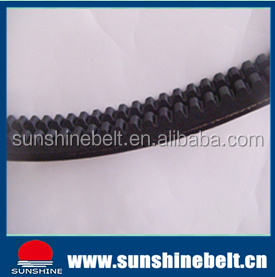 Industrial Sewing Machines Raw Edge Cogged V Belt