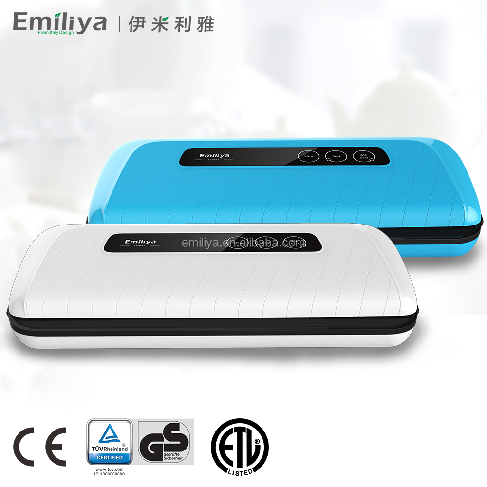 Italy Design Food Packing Machine Automatic Household Portable Food Vacuum sealer/.