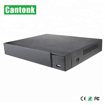 Cantonk H.265 POE NVR 16CH 5M Support,1HDD
