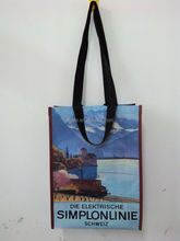 Custom eco friendly stitchbond bag