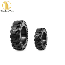 Cheap chinese tires 10.16.5 10x16.5 bobcat skid steer tires