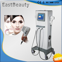 face skin massage laser stretch mark removal face and neck lift hifu machine