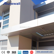 Latest Building Materials Used Interior Design Aluminum Composite Plate