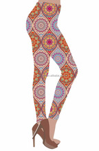 American fashion printed pants