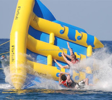 2017 Hot selling & high quality inflatable flying fish tube towable,inflatable flying fish price,inflatable flying banana