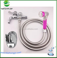 Diaper hand sprayer vaginal cleaning gel portable toilet cleaning small shower abs shattaf with hose