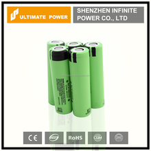 100% authentic japan panasonic ncr18650b 3400mah li-ion 3.7v rechargeable battery cells high quality for led lights