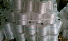 twisted cable pp fibrillated filler yarn in high strength