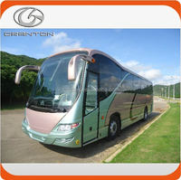 Granton left hand steering tour and travel bus 57seats luxury coach bus