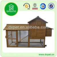Portable Chicken Coop with Wheels (BV SGS TUV FSC)
