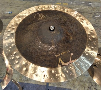 dark sound cymbals heavy cymbals b20 high quality cymbals