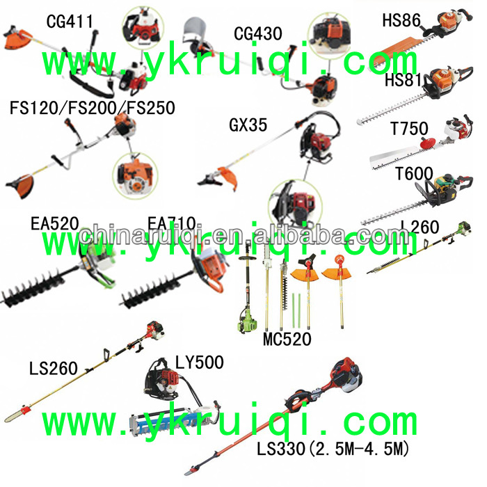 45CC Easy start petrol chainsaws power bosch chain saw mills
