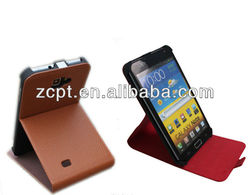 Mobile Phone Showkoo Leather Case For Samsung Galaxy S4 i9500