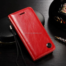 genuine leather flip wallet cell/mobile phone case with lanyard for HTC desire one e9s A M X E D 10 9 8 7 + 728 620 626 816 8