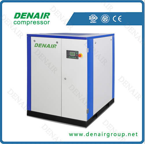 factory price ! 60 - 95 cfm energy saving belt / direct driven screw air compressor