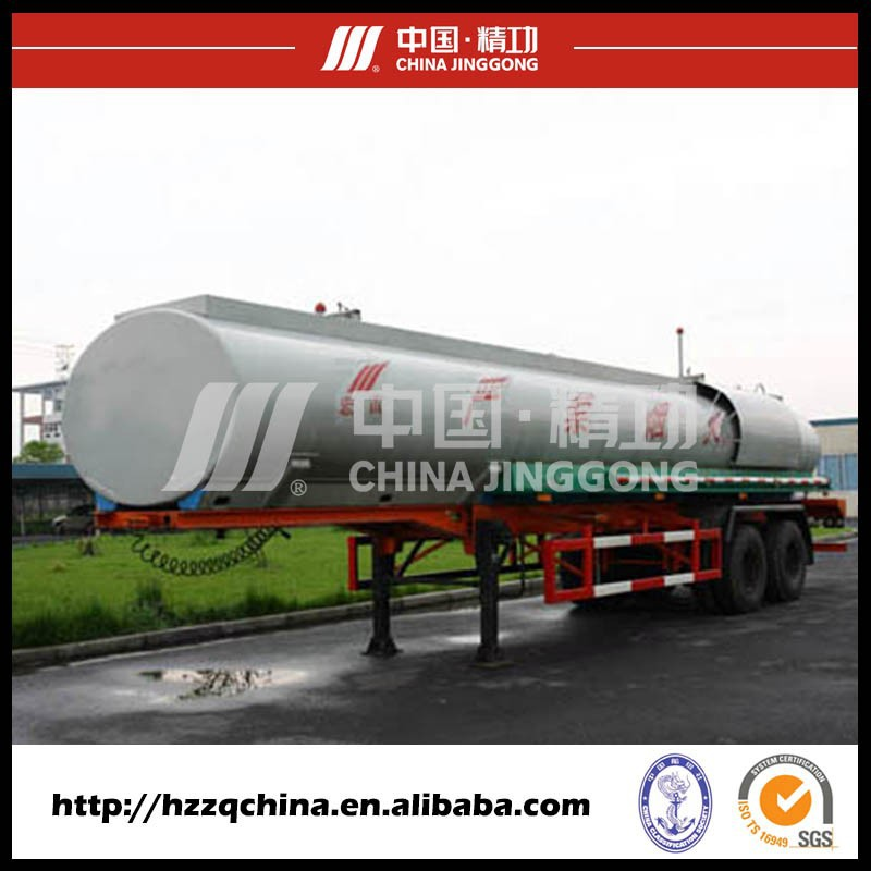 Small Fuel Tank Trailer/Fuel Tanker Semi-trailer/Fuel Tanker Trailer