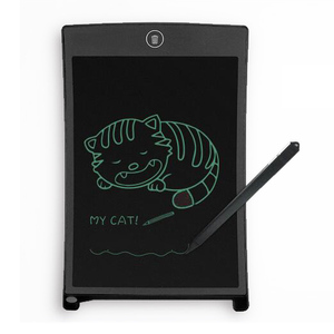 China market 8.5 inch language learning touch screen notepad projector writing board