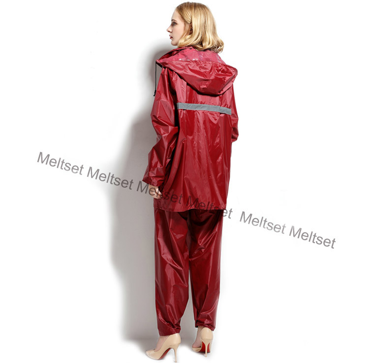 Waterproof raincoat suit