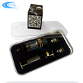 Quality chinese products vaporizer e cigarette glass atomizer vape cartridge pen