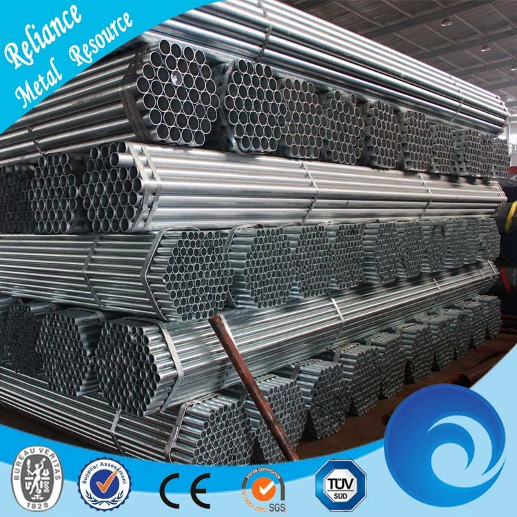 HIGH QUALITY PRE GI ASTM A36 STEEL GALVANIZED DRAIN PIPE