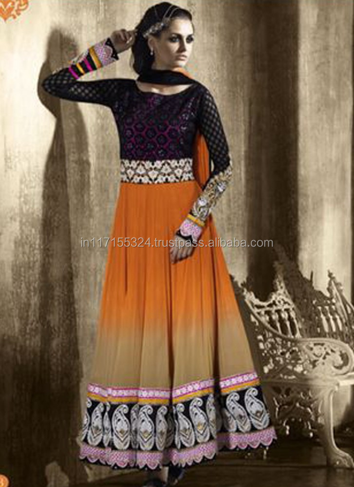 Replica bollywood designer anarkali suit