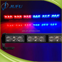 Waterproof high power advisor slim light stick led warning lightbar