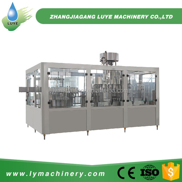 CE Certification Plastic bottle Turnkey Bottle Water Manufacturing Plant