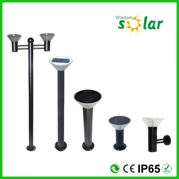 solar led light for garden&square&parthway, modern garden light,stainless steel outdoor light(JR-B007)