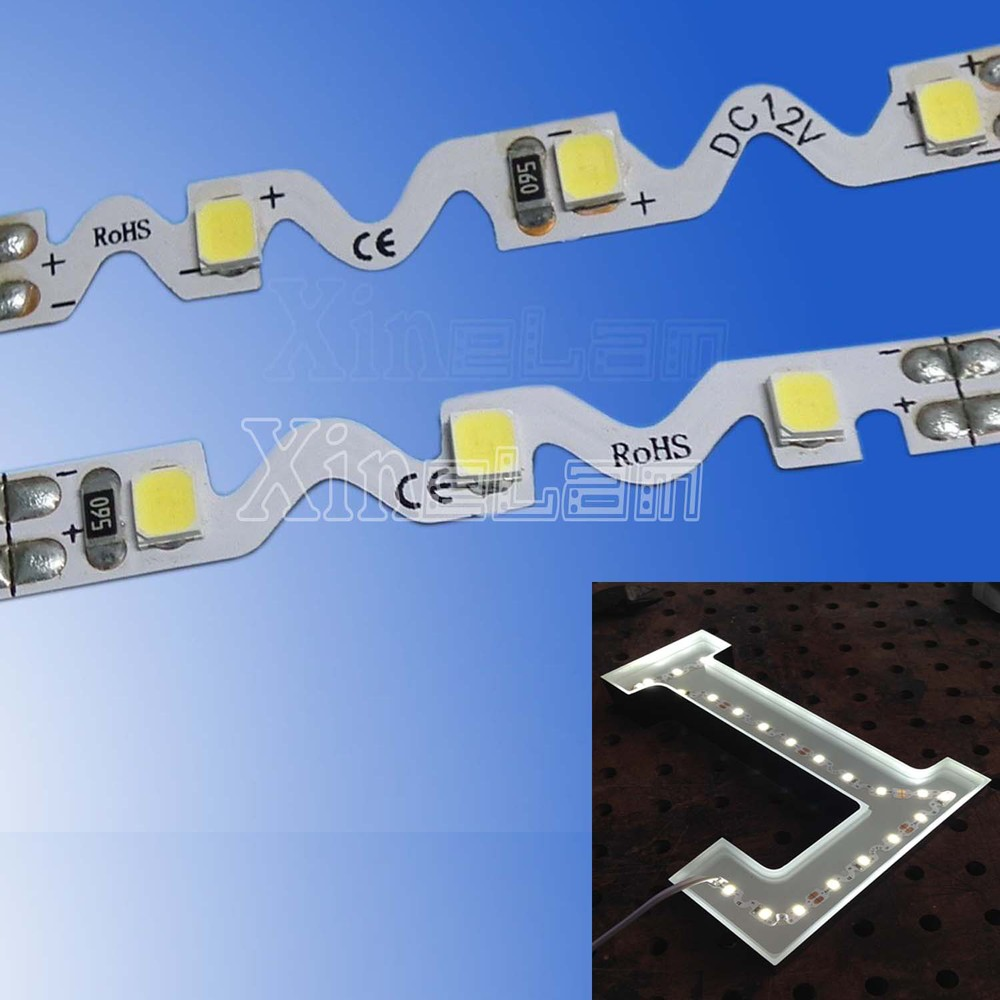 high light efficiency constant current power driver led strip 2835 micro led strip
