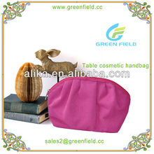 Table cosmetic bag handbag