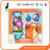 Hot Sale Funny Colorful Shower Gifts Baby Plastic Play Set Bath Toy For Kids