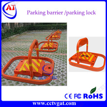 Hot sale remote control <strong>retractable</strong> automatic car parking lock parking space reserved