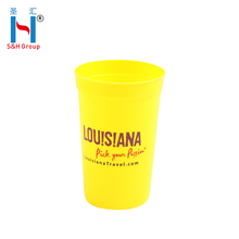Promotional Product Bpa Free PS Material 16Oz Custom Plastic Stadium Cup