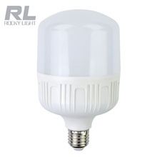 30w LED bulb light high power flat head plastic bulb lamp B22 E27 saving energy bulb
