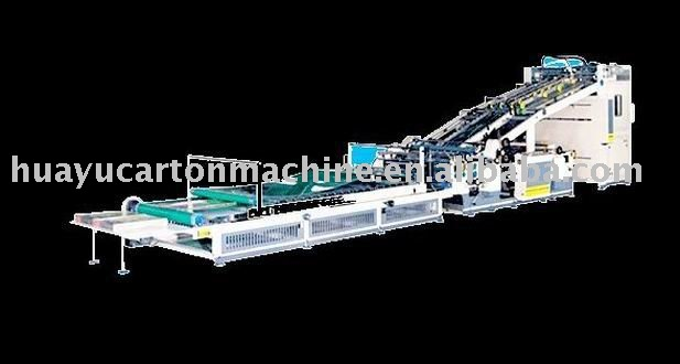 WEMS series of automatic flute laminator machine