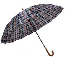 Super Large Size Golf Umbrella Long-Handled Business 2 Person Umbrella
