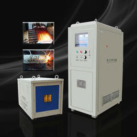 electricity saving induction billet heater for forging
