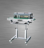 FR-900LD Continuous plastic bag heat sealer plastic film sealer