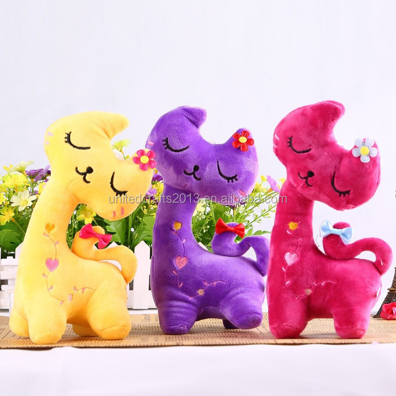 Hot! ! Plush animal popular type and plush material cute plush toy