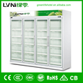 Convenience store/restaurant/supermarket display cooler