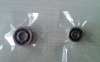 High speed miniature bearing 726C angular contact ball bearing 726C