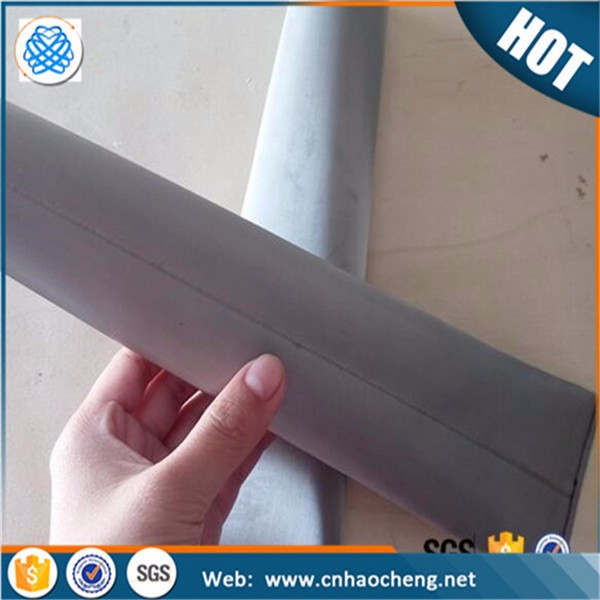 Food grade 25 50 micron terp tube stainless steel wire mesh cylinder filter