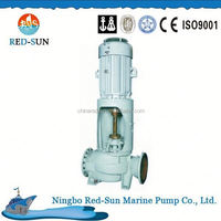 New marine water pump variable flow rate