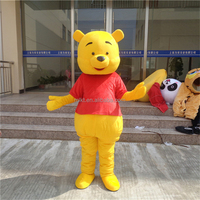 China professional costume supplier the 90s cartoon character mascot costume