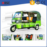 Multi Function tricycle for passenger