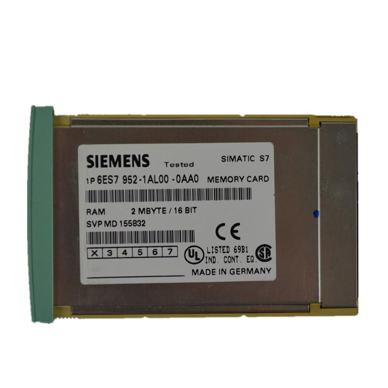 6ES7 952-1AK00-0AA0 E:5 Siemens Simatic S7 RAM Memory Card 1MByte  Typ
