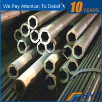 High Precision inner hexagonal steel tube