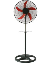 18inch red home appliance cooling stand fan top sale in South Africa